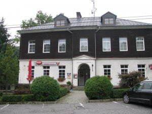 Penzion Milštejn, Svor