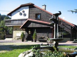 Penzion na Pluskovci, Velké Karlovice