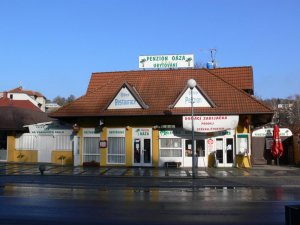 Penzion Oáza, Luhačovice