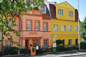 Penzion Valkoun-Lilienfeld, Karlovy Vary