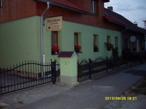 Penzion u Heřmánků, Volary