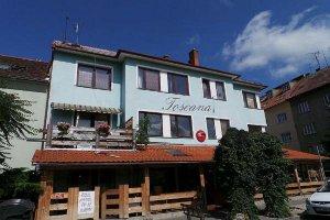 Penzion a restaurace Toscana, Brno