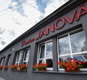 Penzion na Janové, Ostrava