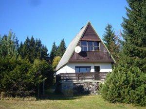 Chata E22, Bedřichov