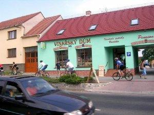 Vinařský dům Kopeček, Dubňany