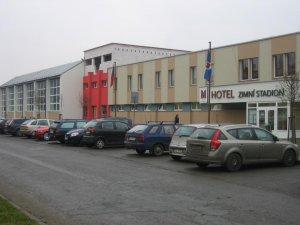 Hotel Zimní stadion, Přerov