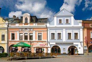 Pension U Zvonu, Rychnov nad Kněžnou