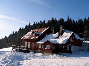Horská chata Na Perlíčku, Paseky nad Jizerou