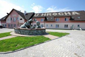 Hotel U Hrocha, Škrdlovice