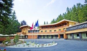 Horský hotel Čeladenka, Čeladná