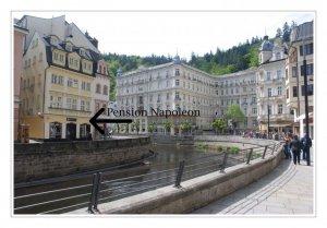 Pension Napoleon, Karlovy Vary