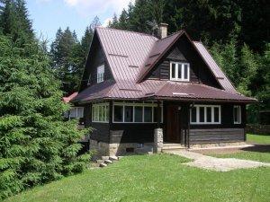 Chata s vířivkou a dětskou hernou Horní Bečva, Horní Bečva