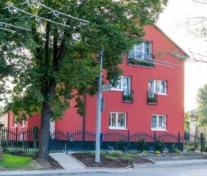 Ubytování u kostela, Brno