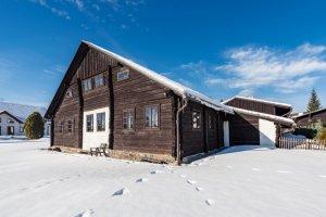 Penzion Sněžná, Volary