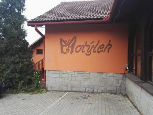 Penzion Motýlek , Vřesina