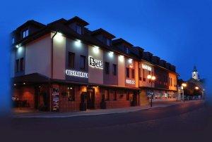 Hotel, restaurace & penzion Beta, Bzenec