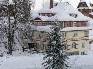 Hotel Atlas a Penzion Domecek , Pec pod Sněžkou