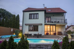 Apartmány Villa Grande, Olomouc