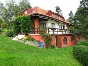 Vila Blanka Apartmány, Chyňava