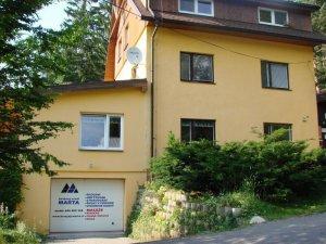 Chatový areál MARTA, Horní Bečva
