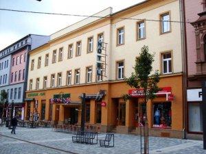 Hotel Slavie, Cheb