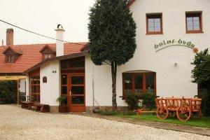 Hostinec a penzion Dolní Dvůr, Veřovice