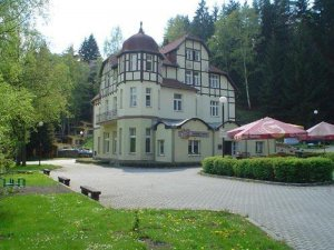 Hotel Hubertus, Karlovy Vary