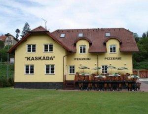 Penzion Kaskáda, Vrané nad Vltavou