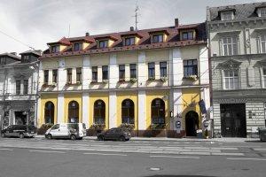 Hotel Max, Ostrava