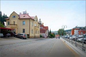 Vila Marica, Luhačovice