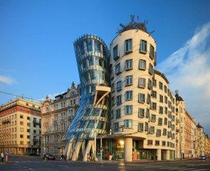 Dancing House hotel, Praha