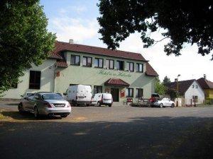 Hotel Svatý Hubert, Louňovice
