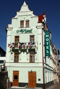Hotel Alfred, Karlovy Vary