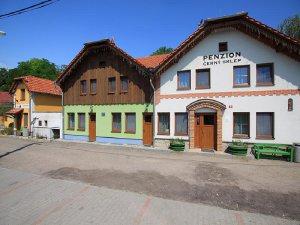Penzion Černý sklep, Dobšice