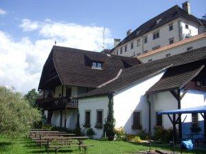 Penzion a restaurace U Tkadlen, Jindřichův Hradec
