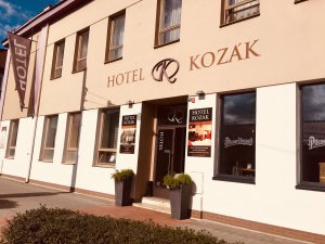 Hotel Kozák, Brno