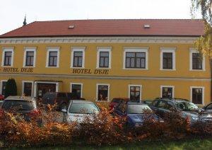 Hotel Dyje, Dačice