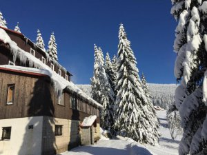 Horský hotel Flora, Vítkovice