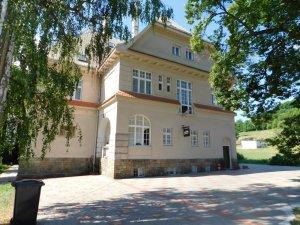 Vila Arnau, Hostinné