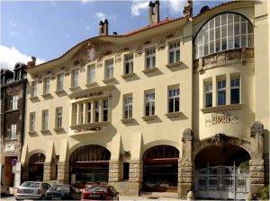 Hotel Okresní dům, Hradec Králové
