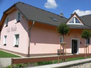 Vila Heda, Františkovy Lázně