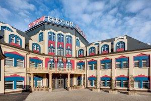Wellness Hotel Babylon, Liberec