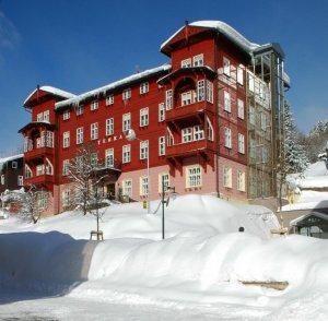 Lázeňský hotel Terra, Janské Lázně