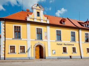 Wellness hotel REZIDENCE, Nové Hrady
