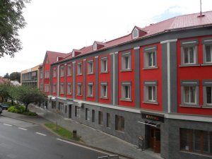 Penzion Záložna, Mladá Vožice