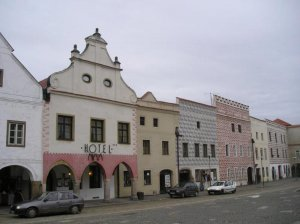 Hotel Pivoňka, Slavonice