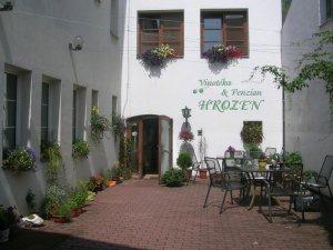 Penzion Zlatý Hrozen, Kroměříž