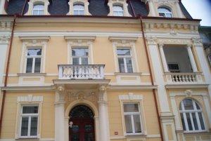 Apartmány U zlaté koruny, Mariánské Lázně