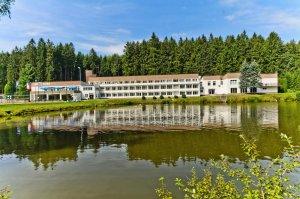 Konferenční hotel LUNA, Kouty