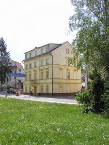 Penzion Pomněnka, Luhačovice